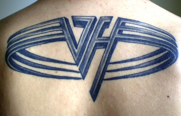Van halen tattoo tatuagens tattoo for Tattoo van halen