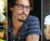 tattoos de Johnny Depp